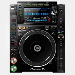Pioneer CDJ-2000NXS2 Pro-DJ multiplayer huren