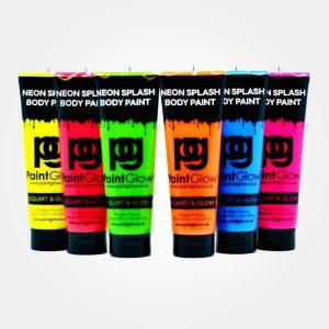 Neon / UV / Glow feest » ENTERTAINIT!