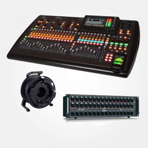 Behringer-X32-digitale-mixer-set