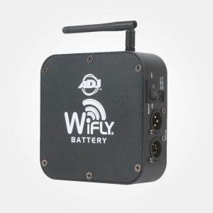 American-DJ-Wifly-Battery-draadloze-DMX-zenderontvanger